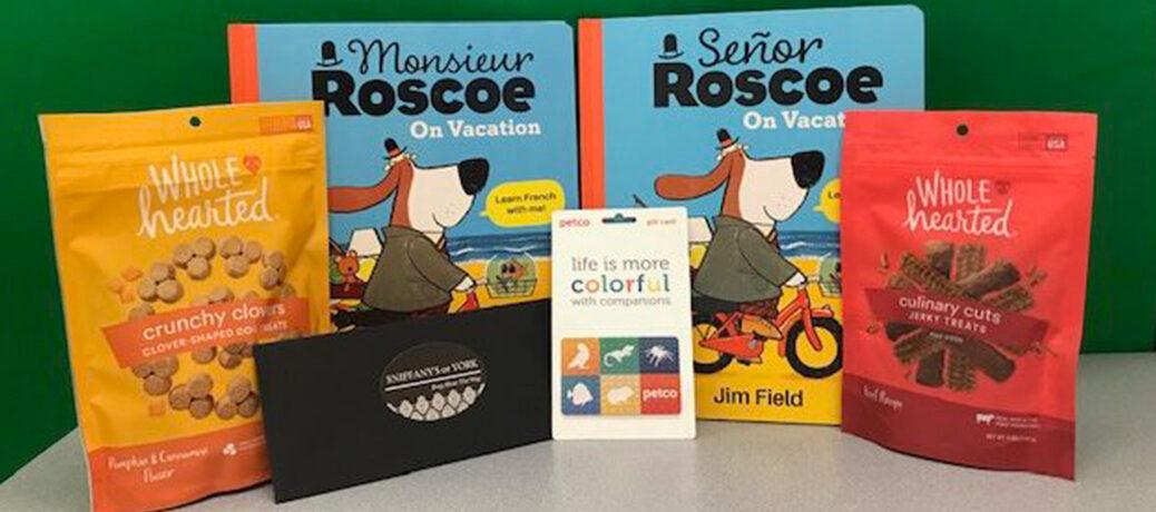 Books Prizes & Surprises Virtual Auction