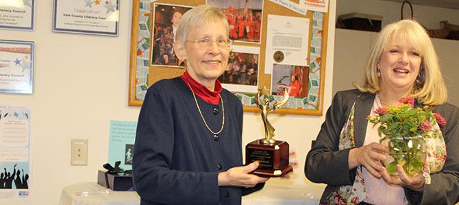 2019 Bea Blatner Volunteer of the Year Award